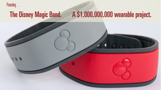the Disney band