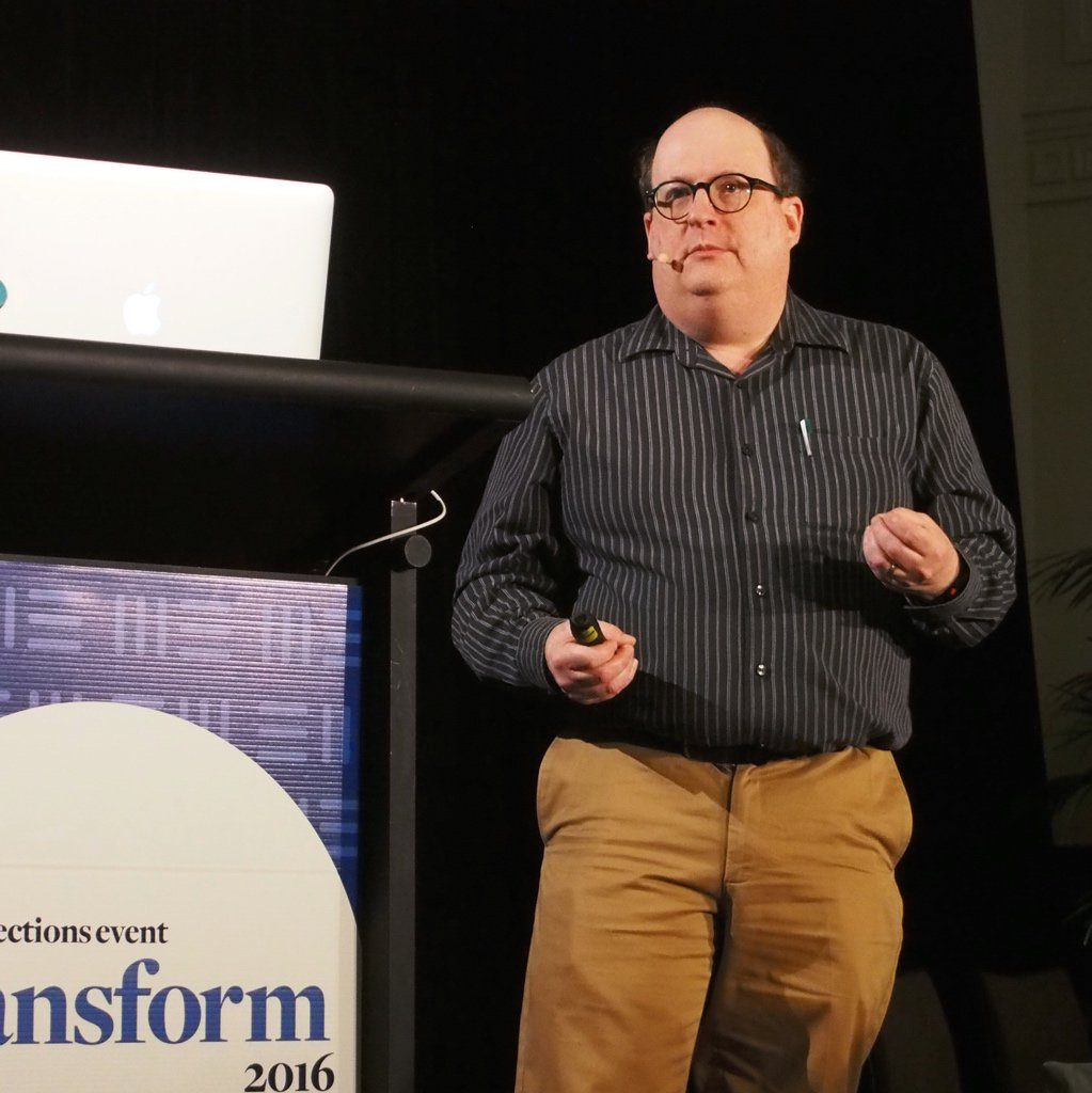 Jared Spool, Transform 16
