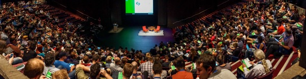 The Crowd at Web Directions 2014