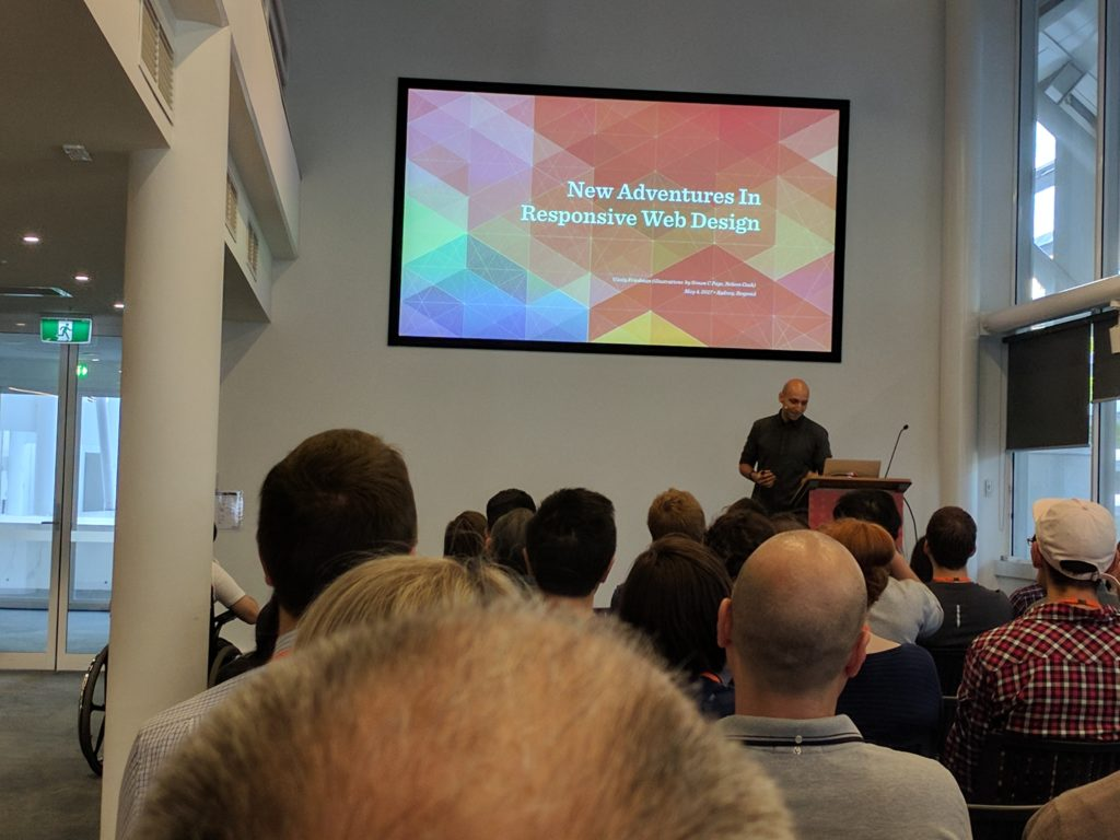 Web Directions Respond 17 - Vitaly Friedman