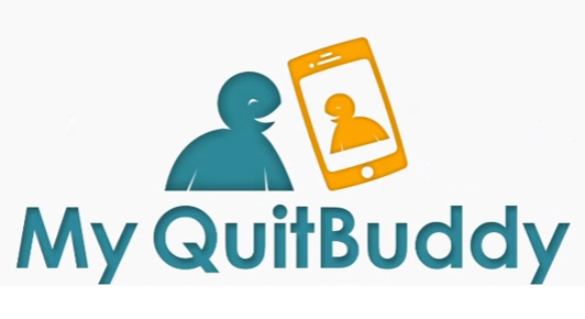 My QuitBuddy logo