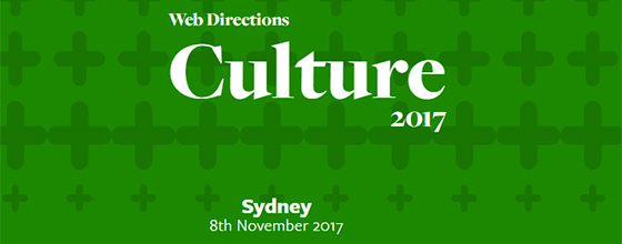 Web Directions Culture 17